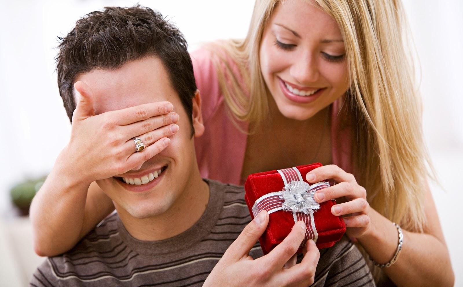 Какие подарки любит мужчина