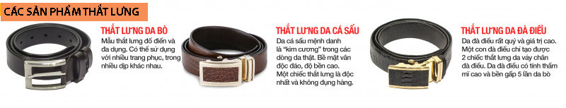 cac loai that lung 1494394221 2 Thắt lưng nam FTT leather