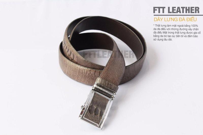 Thắt lưng nam FTT leather