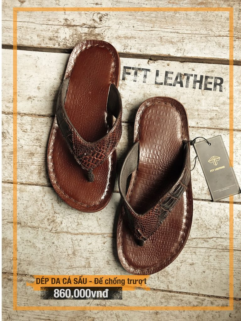 BR6 Thắt lưng nam FTT leather