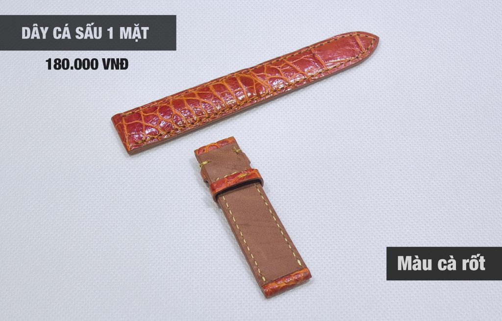 Cam180 Thắt lưng nam FTT leather