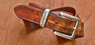 tải Thắt lưng nam FTT leather