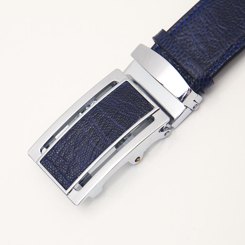 vi ca sau xanh 8989 Thắt lưng nam FTT leather