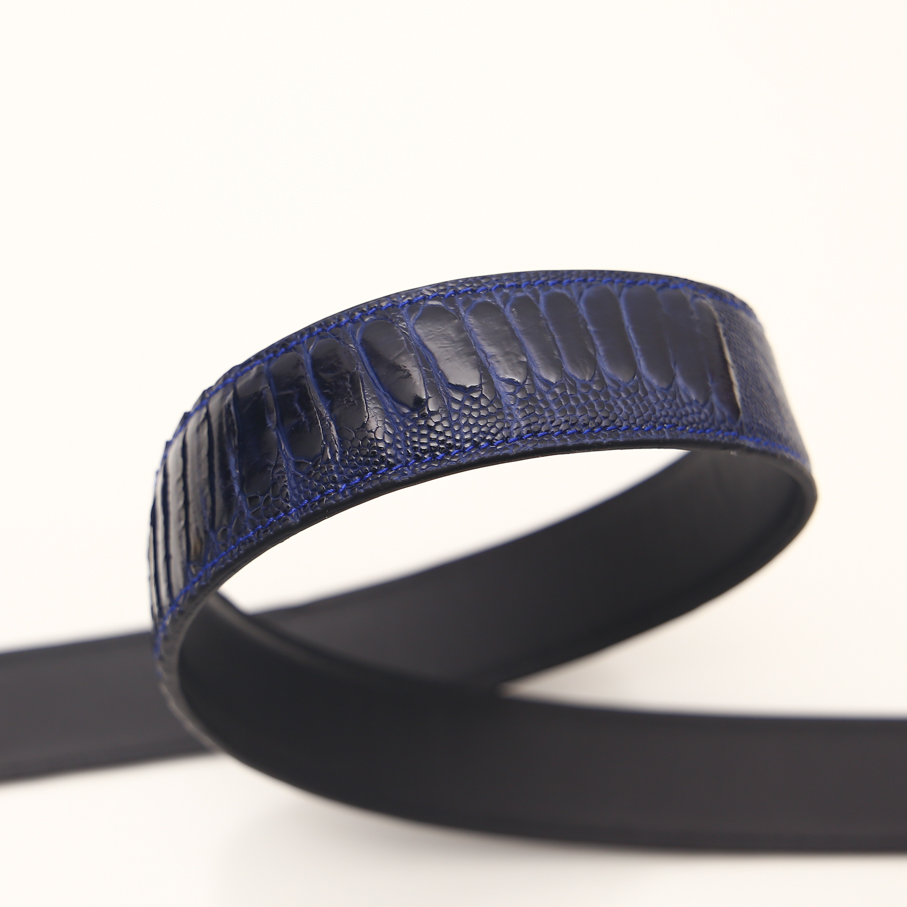 vi ca sau xanh 8991 Thắt lưng nam FTT leather
