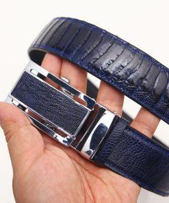 vi ca sau xanh 8992 Thắt lưng nam FTT leather