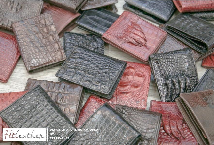 Cảnh giác với những combo đồ da cá sấu giá rẻ, kém chất lượng trên mạng. Tác hại của những đồ da cá sấu kém chất lượng.